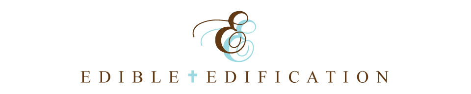 Edible Edification Logo
